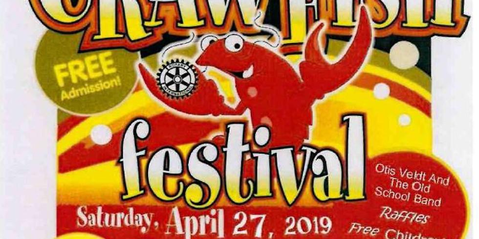 Crawfish Fest in Riverview FL