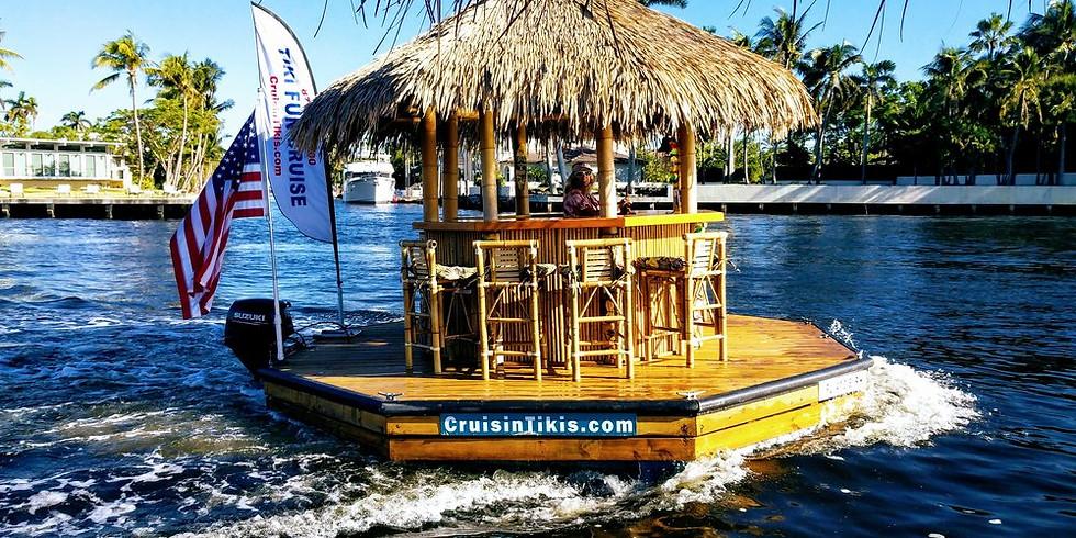 CRUISIN' TIKI'S IN MADEIRA BEACH FLORIDA