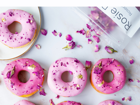 Rose Donuts