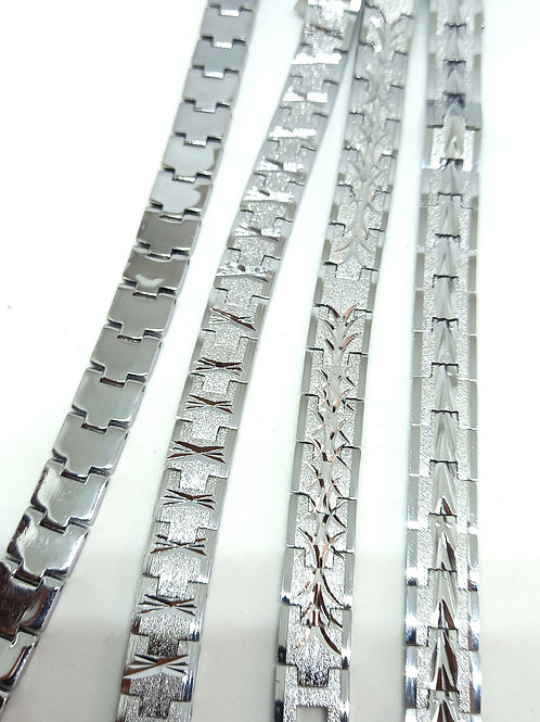 Çelik bileklik çeşitleri