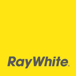Ray White primary logo (yellow) - CMYK