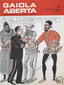 Gaiola Aberta nº 10
