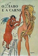 JV-Livro-O Diabo e a Carne-Capa-facsimil
