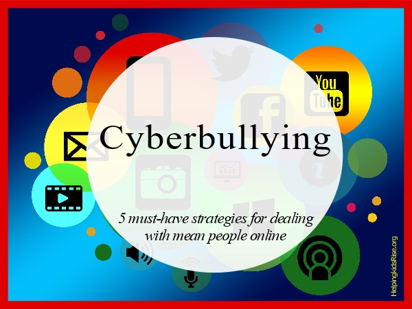 Cyberbullying Online Help for kids and parents