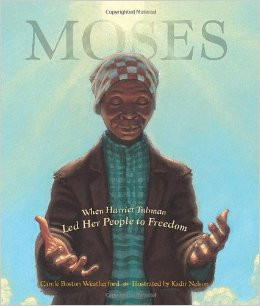 Harriet Tubman Children's Books, $20 Bill, Moses, Underground Railroad, Harriet Tubman Bridge