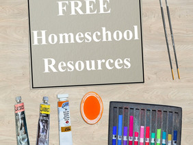 FREE Homeschool Resources to Get You Started