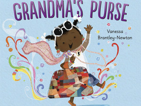 Grandma's Purse by Vanessa Brantley Newton: Fun, Colorful, and Full of Love