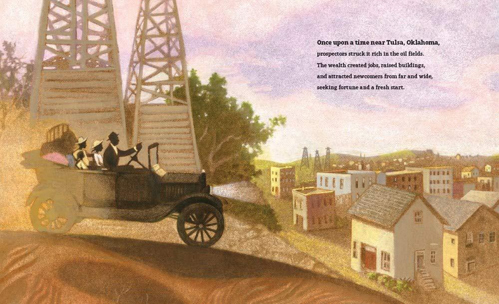 Unspeakable: The Tulsa Race Massacre Carole Boston Weatherford