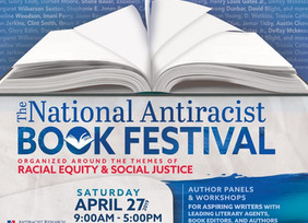 The Inaugural National Antiracist Book Festival