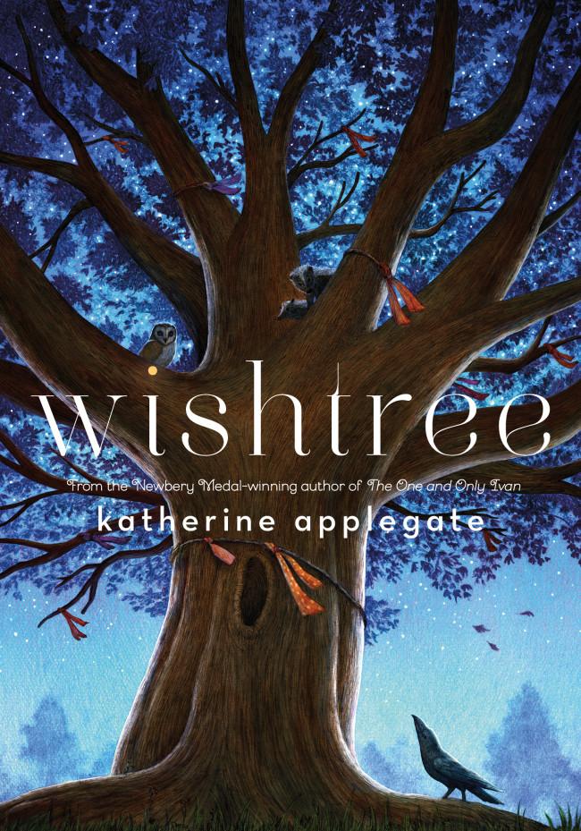 Wishtree by Katherine Applegate Children's Book