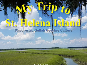 Book Review: My Trip to St. Helena Island, Discovering Gullah Geechee Culture