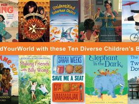 #ReadYourWorld with these Ten Diverse Children's Books