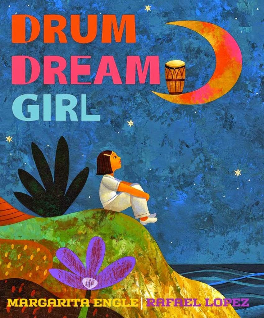 Drum Girl Dream Childrens book