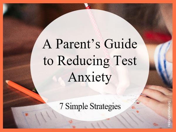 Test anxiety help children