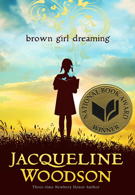 Brown Girl Dreaming Childrens books about South Carolina