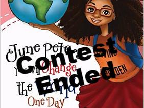 #AmazonGiveway - #Win an Inspiring Children's Book!