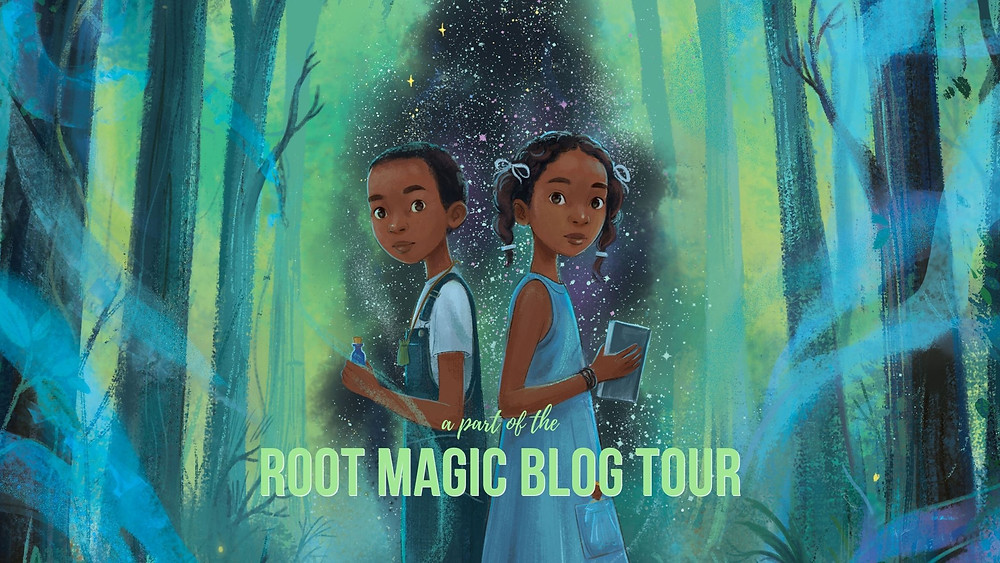 Author Eden Royce Root Magic Review