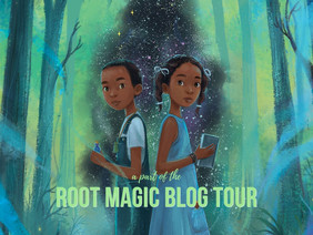 Root Magic: A Magical Story of Family, Friendship, and Gullah Geechee Culture