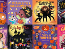 9 Diverse and Not-So-Spooky Halloween Books Children Will Love