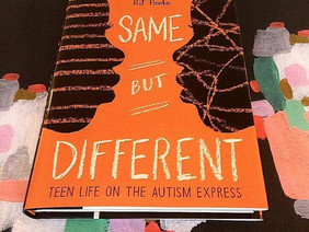 Book Review: Same But Different by Holly Robinson Peete