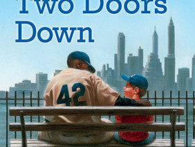 Book Review: The Hero Two Doors Down by Sharon Robinson #ReadYourWorld