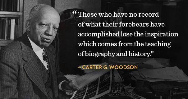 Carter G Woodson Children's Education