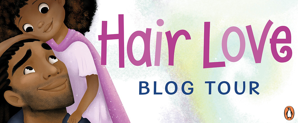 #HairLove Blog Tour #NaturalHairKids #MatthewACherry #vashtiharrison