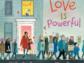 Love is Powerful: An Empowering Story for Young Activists