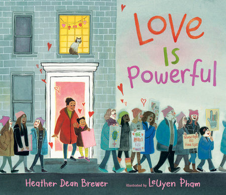 Cover of Love is Power