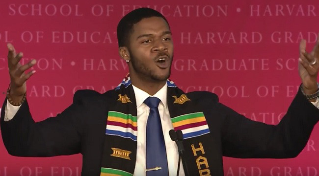 Harvard Lift Off Speech Donovan Livingston
