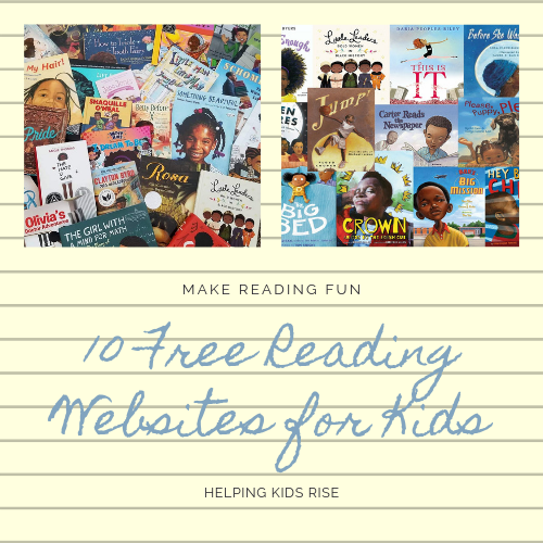 Reading Websites for Kids