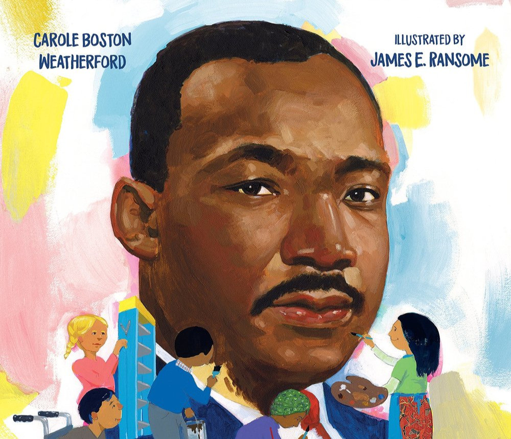 Children's books about Dr. King