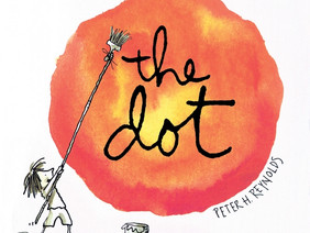The Dot: Encouraging Creativity and Self Confidence (Book Review)