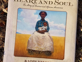 Book Review: Heart and Soul; The Story of America and African Americans