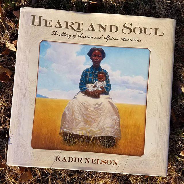 Kadir Nelson Heart and Soul