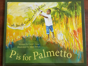 Book Review: P is for Palmetto