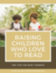 Helping Kids Rise Reading Tips