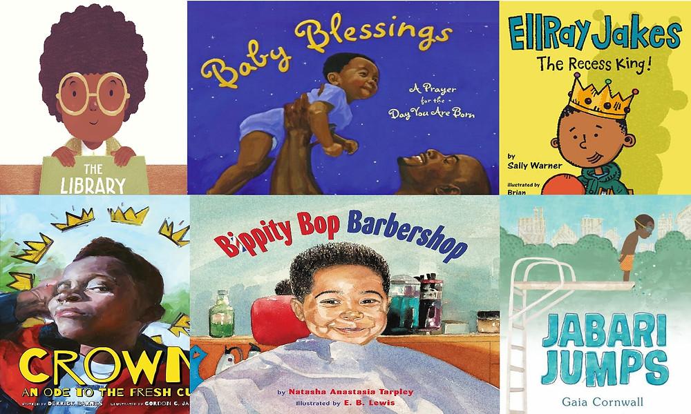 #BlackBoyJoy Childrens Books
