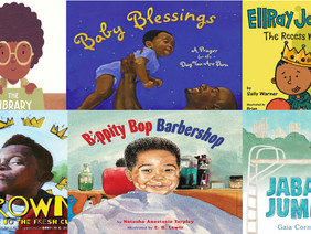 #BlackBoyJoy: Books Highlighting The Everyday Joys of Being a Black Boy