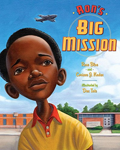 Ron's Big Mission Diverse Childrens books South Carolina