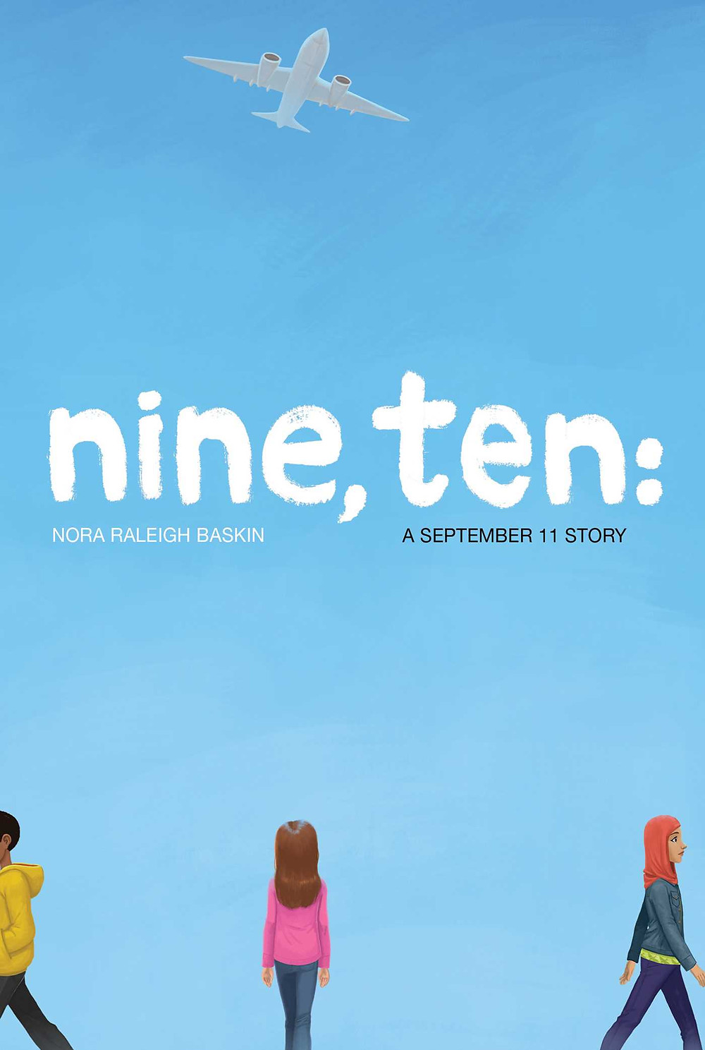 nine, ten #Childrensbook #kidlit #september11