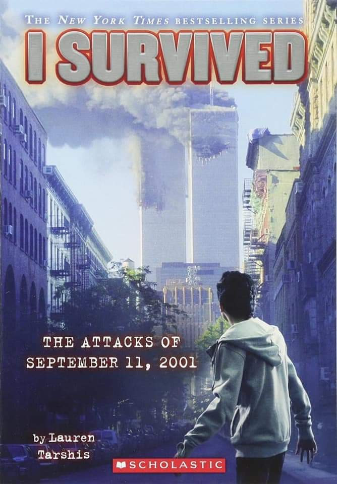 I survived  Childrens book #kidlit #september11