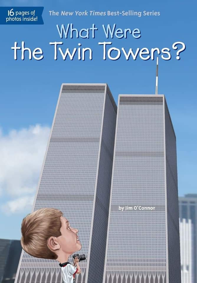 What were the twin towers #childrensbooks #kidlit #september11