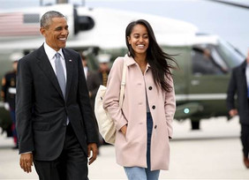 Malia Obama is Headed to Harvard in the Fall of 2017!