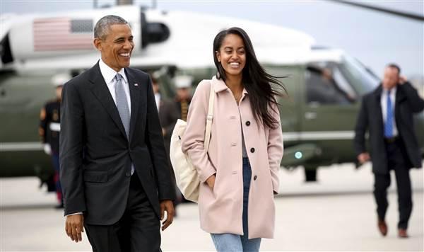Malia Obama Harvard College Choice Gap Year