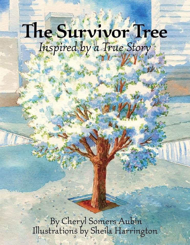 The Survivor Tree Childrens Book #kidlit September 11
