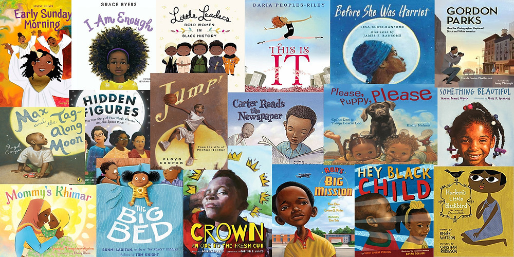 Childrens Books #diversebooks #booksfeaturingblackchildren
