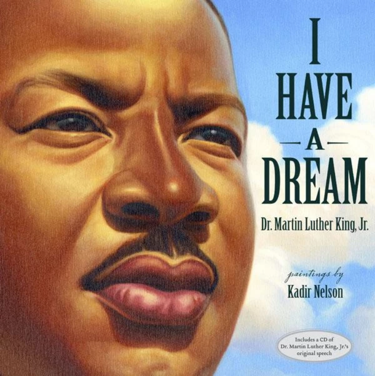 Picture books about Dr. King Childrens Book I have a Dream