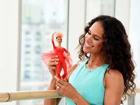 The Amazing Misty Copeland Barbie Doll Is Here!