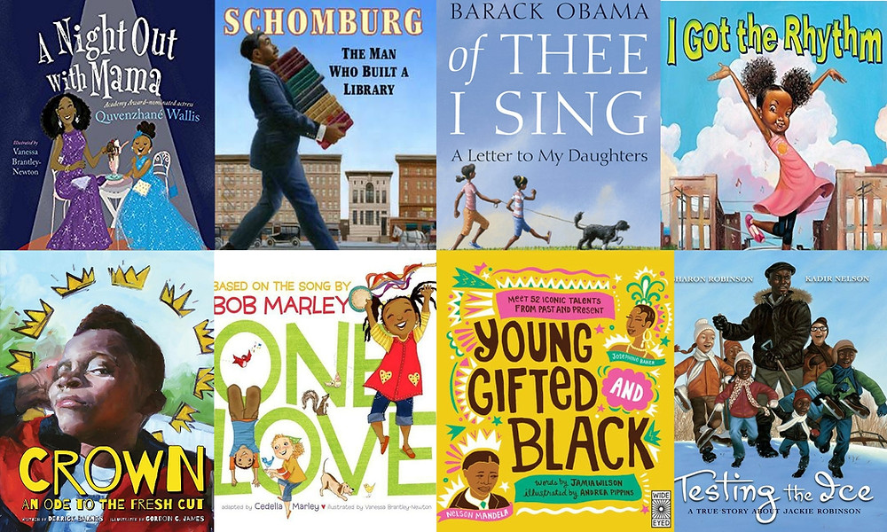 Diverse Childrens books Instagram